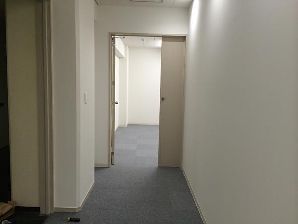 事務所内装